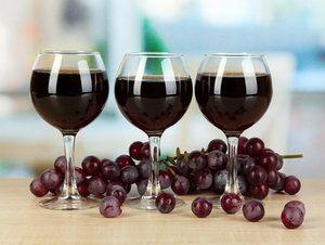 Вино з ірги