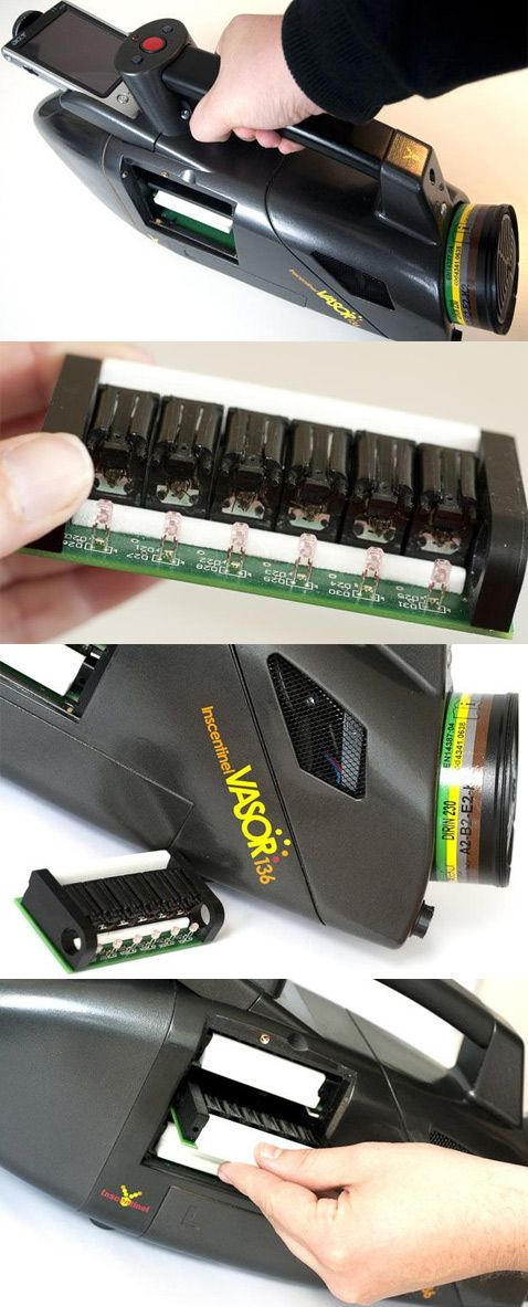 Для розробки пристрою Inscentinel об`єдналася з компаніями ML Electronics і Realise Product Design