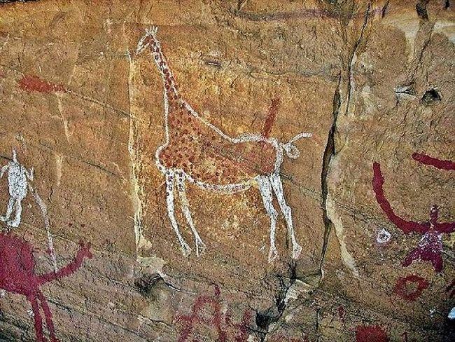 печерний живопис
