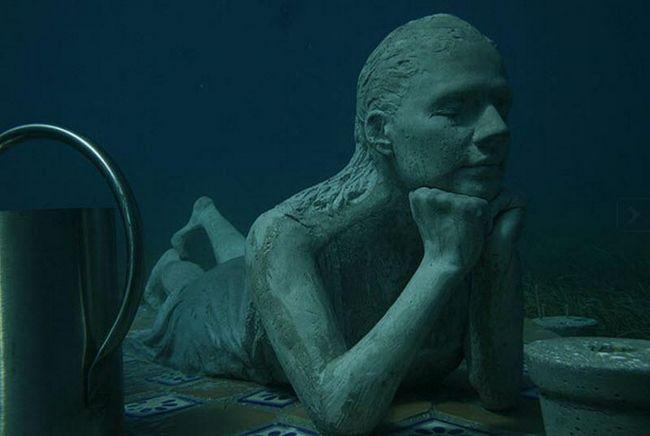 Підводний музей в Канкуні і Ісла Муерес оголосив про другий етап проекту: в музеї, який знаходиться під водою біля берегів Мексики, буде встановлено ще 400 бетонних скульптур.