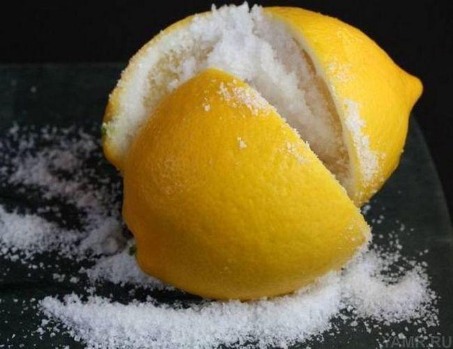 Корисні поради: лимон