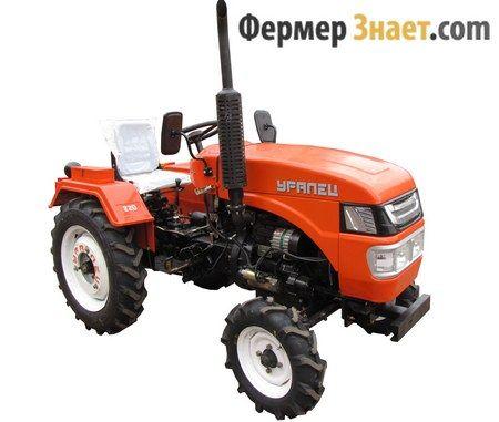 Призначення і особливості будови міні-трактора уралець 180