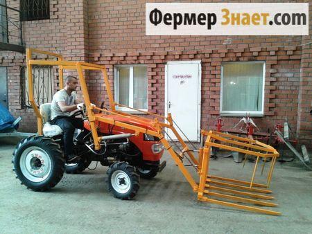 Уралец-180 з Стогомети