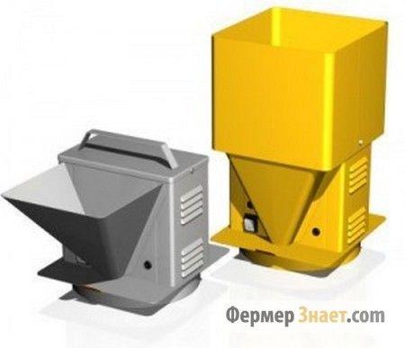 Зернодробилка Ярмаш Бджілка 400