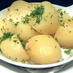 Прийоми поліпшення смакових якостей картоплі