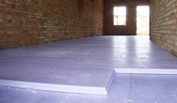 Укладання екструдованого пінополістиролу на підлогу, g-stroy.biz.ua