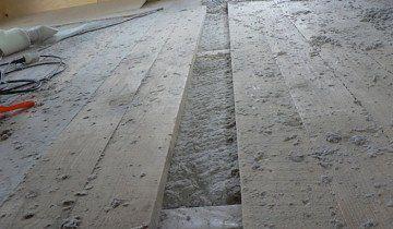 На фотографії утеплення підлоги ЕКОВАТОЙ, строімекодом.рф