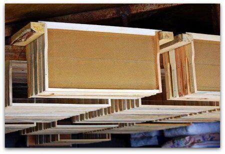 Рамки для вуликів своїми руками (креслення рамок, виготовлення своїми руками)