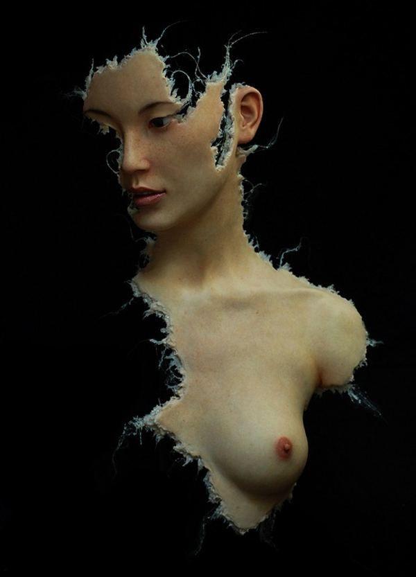 Реально-нереальні скульптури Джеммі Салмона