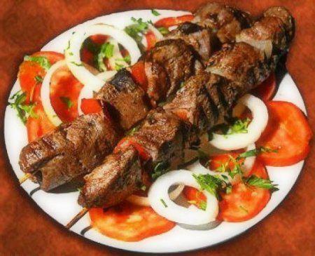 Рецепт страви люля-кебаб з баранини