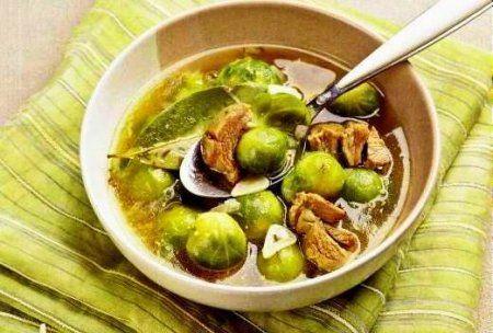 Рецепт: смачний суп з баранини