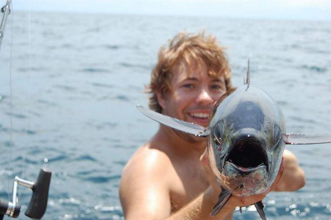 Чорного тунця хочуть побачити в свій улов всі рибалки на світі!