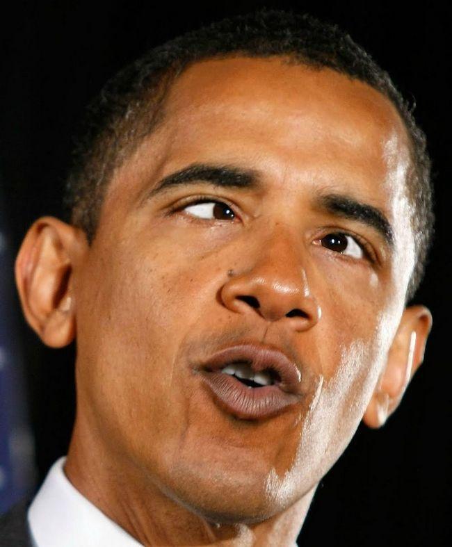 Барак Обама був дуже здивований, коли дізнався що його ім`я отримає цілий вид морських риб.