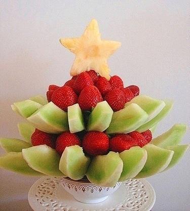 Їстівні фруктові букети
