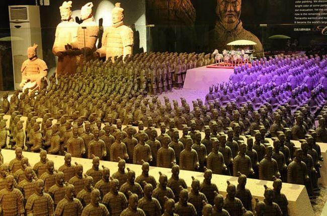 Шоколадний парк в Пекіні