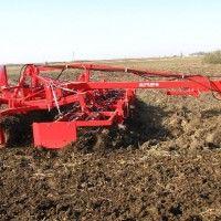 Система передпосівного обробітку ґрунту