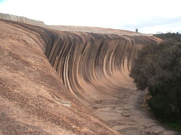 Скала хвиля (Wave Rock)