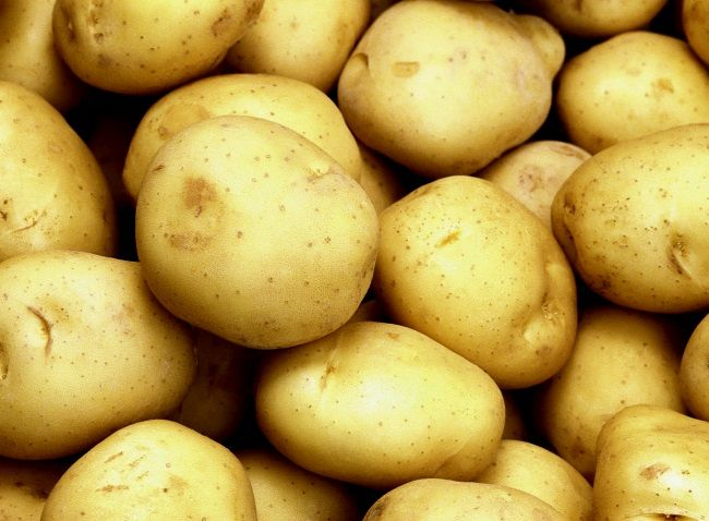 Соррт картоплі