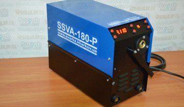 Зображення зварювального інвертора потужністю 180А, prorab.dp.ua