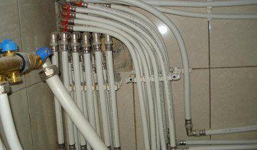 Використання металополімерних труб в інженерних комунікаціях