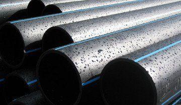 Фотографія поліетиленових труб для каналізації, doskaurala.ru