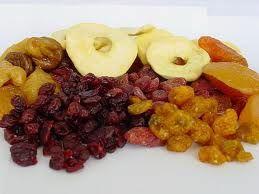 Сушка овочів і плодів