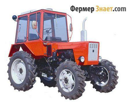 Технічні характеристики трактора владимирец моделі т-30