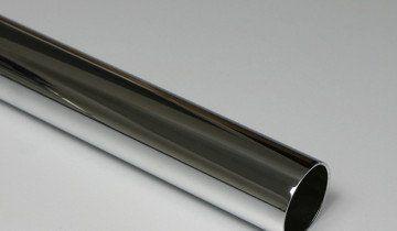 Фотографія металевої труби, shkafikuhni.ru