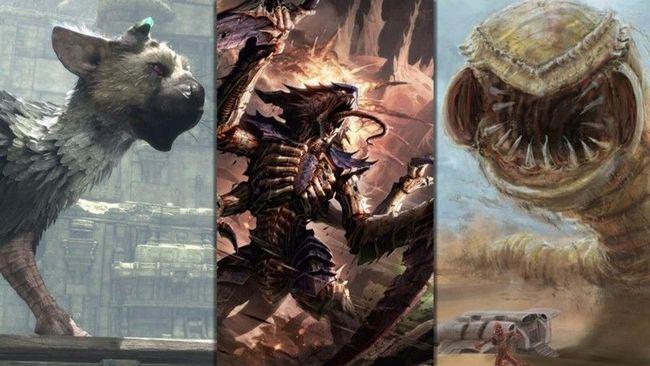 Топ-10 фантастичних тварин в іграх