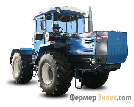 Трактор хтз 17221: оптимальний варіант для великих фермерських господарств