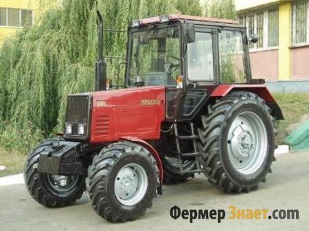 Трактор мтз 1021 - універсальний помічник для різних робіт