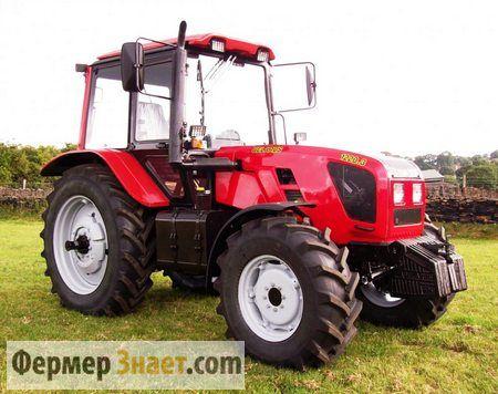 Трактор мтз-1220 - надійний помічник в аграрному секторі