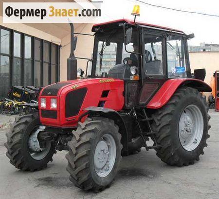 Трактор мтз 92п: технічні особливості і не тільки
