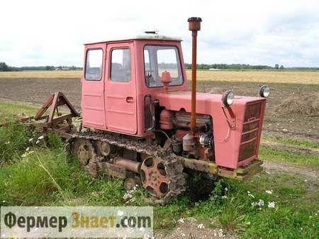 Трактор т 54в (т 54): незамінний помічник для роботи на виноградних полях