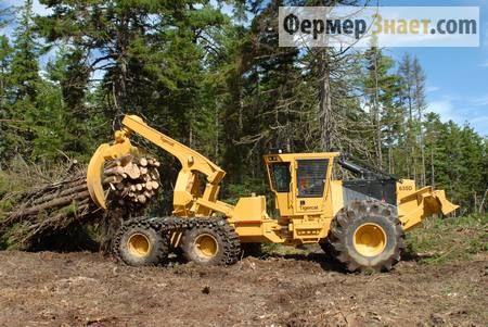 Трелювальник тт-4: алтайський лісник