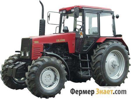 Трактор МТЗ +1221