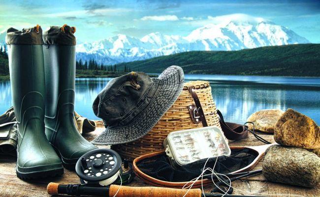 Рибальські снасті доступні в кожному місті Росії