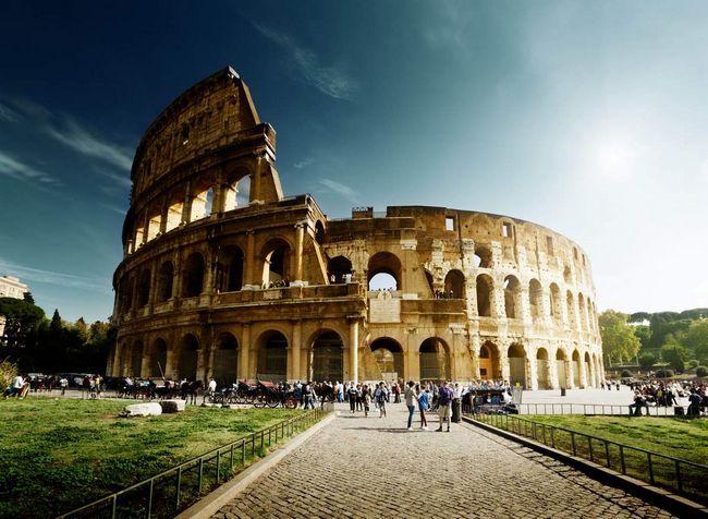 Рим - кузня цінних порід собак.