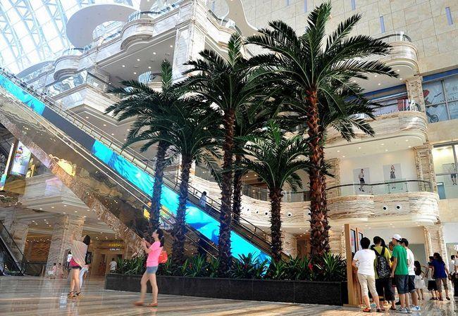 У Китаї відкрилося найбільший будинок у світі