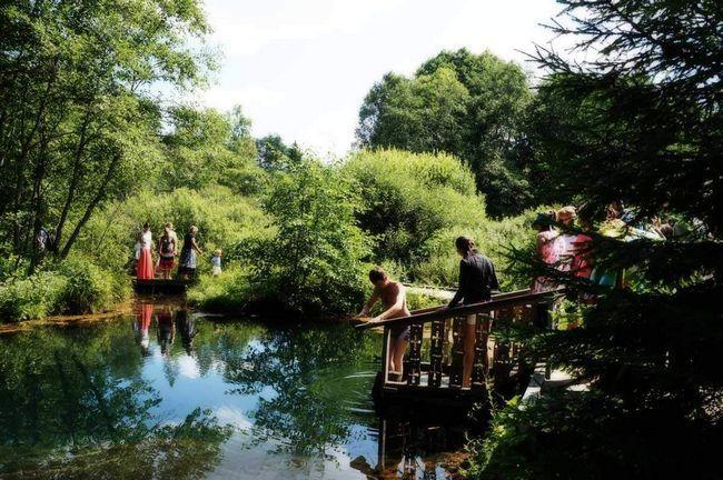 Природа національного парку Валдайський - це найчистіше повітря і неповторна фауна.