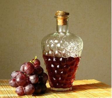 Смачне вино з винограду, рецепт в домашніх умовах