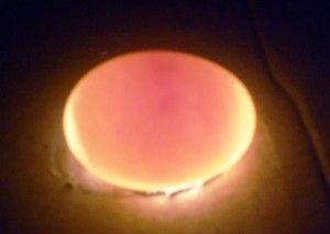 Овоскопирования яєць з інкубатора