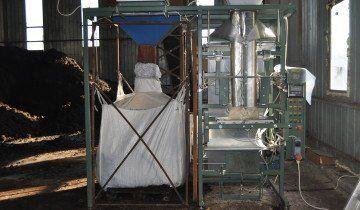 Виробництво покривної грунту для печериць, umdis.org