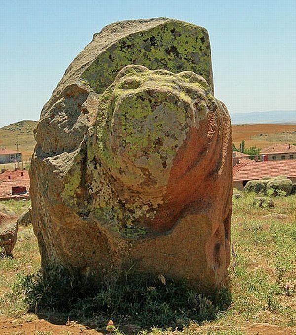 Загадка хетських кам`яних левів