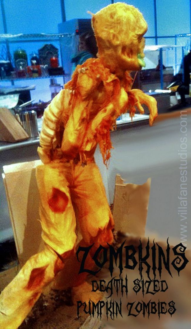Зомбі-гарбуз повертається